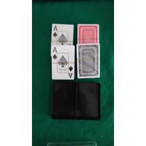 Cartas Poker 100% Plástico Originales Profesionales Lavables