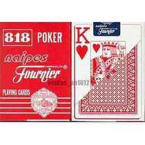 Cartas Fournier 818 Múmero Grande - Poker - Canasta -etc