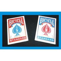 Mazo De Cartas Bicycle Standard Excelente Calidad Nuevos