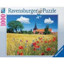 Rompecabezas Ravensburger De 1000 Piezas Iglesia En Bornholm