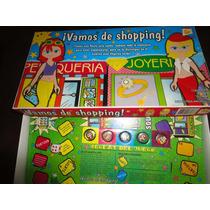 Juego De Mesa Infantil Vamos De Shopping!