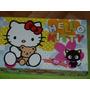 Rompecabezas Hello Kitty 50 Piezas