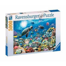 Ravensburger 17426 Puzzle De 5000 Piezas, Vida En El Arrecif