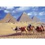 Rompecabezas Ravensburger De 1000 Piezas: Caravana Piramides