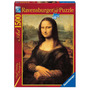 Rompecabezas Ravensburger 1500 Piezas La Gioconda Mona Lisa