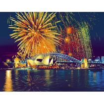 Rompecabezas Ravensburger De 2000 Piezas: Opera De Sydney