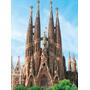 Rompecabezas Ravensburger De 300 Piezas: Sagrada Familia