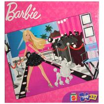 Rompecabezas Barbie Puzzle 100 Piezas Cartoné Juguete Mattel