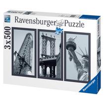 Rompecabezas Ravensburger De 1500 Piezas: Nueva York