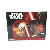 Stars Wars Rompecabezas Puzzle 60 Piezas Con Licencia Orig.