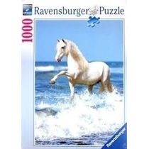 Rompecabezas Ravensburger Puzzle 1000 Caballo -