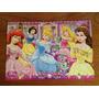 Rompecabezas Tapimovil De Princesas Disney