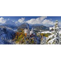 Rompecabezas Ravensburger De 2000 Piezas: Neuschwanstein