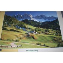 Rompecabezas Puzzle 4000 Piezas Dolomiti Italy