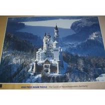 Rompecabezas Puzzle 4000 Piezas Castillo De Neuschwanstein