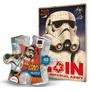Rompecabezas Star Wars 48 Piezas Excelente Caja Acrilica