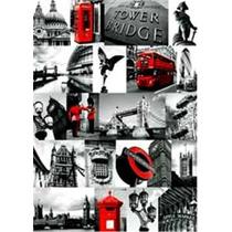 Rompecabezas Ravensburger De 1000 Piezas: Collage De Londres