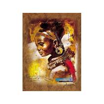 Rompecabezas Ravensburger X 1000 Piezas - Joven Africana