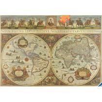 Rompecabezas Ravensburger De 3000 Piezas. Mapa Antiguo