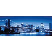 Rompecabezas Ravensburger De 1000 Piezas: Luces De New York
