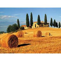 Rompecabezas Ravensburger De 2000 Piezas: Toscana