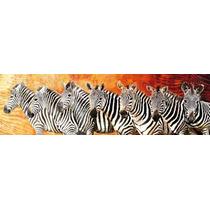 Rompecabezas Ravensburger De 2000 Piezas: Cebras