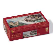 Puzzle Clementoni X 13200 La Creacion De Adan Tuni 38004