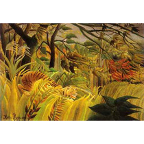 Rompecabezas Art Stones / Ricordi De 1500 Piezas: Rousseau