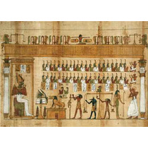 Rompecabezas Ravensburger De 1000 Piezas: Papiro Egipcio