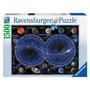 Rompecabezas Ravensburger Puzzle 1500 Piezas Gran Calidad