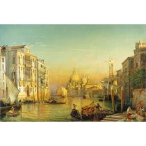 Rompecabezas Ravensburger De 3000 Piezas. Canal De Venecia