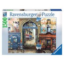 Rompecabezas Ravensburger X 1500 Piezas - Pasaje De Paris