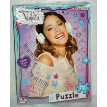Puzzle Violetta Puzzles 72 Piezas -