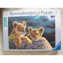 Ravensburger Rompecabezas Puzzle 2000 Piezas Caja Cerrada
