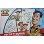 Pinta Y Borra Toy Story Woody Buzz Pinta Una Y Otra Vez