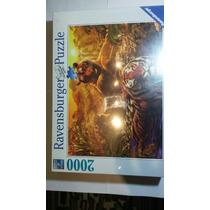 Puzzle Ravensburger 2000pzs Tigres Milouhobbies R0082