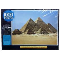 Rompecabezas 1000 Piezas Piramides Guiza Egipto El Cairo 76x