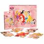 Rompecabezas Disney Store Princesas + Juego De Cartas
