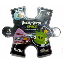 Puzzle Angry Birds Space 48 Pz Grandes - Jugueteria Aplausos
