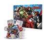 Puzzle Rompecabezas Avengers Los Vengadores 48 Fichas Magic