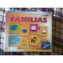 Juego- Las Familias- En Madera- Gordillo24 Fichas