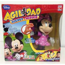 Agilidad Disney Minnie Juego Original Tv
