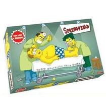 Operacion Springfield Nupro Tipo Operando Simpson