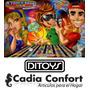 Juego De Mesa A Todo O Nada !!! Trivia Programa De Tv Ditoys