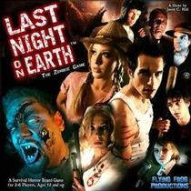 Last Night On Earth The Zombie Game Juego De Mesa En Inglés!