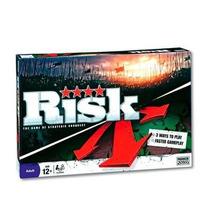 Risk,el Juego De La Conquista Del Mundo Original Hasbro