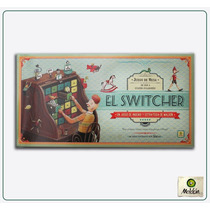 Juego De Mesa El Switcher Maldon Microcentro Lelab