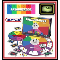 Juego De Mesa Preguntados Premium El Original Toyco De Tv