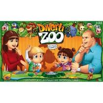 Juego De Mesa Diverti Zoo Original De Top Toys