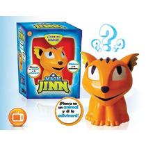 Magic Jinn Muñeco Juego De Adivinanzas Original Intek Animal